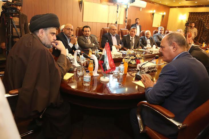 مقتدى الصدر يجدد دعمه للأسرة الصحفية العراقية ويشيد بتضحياتها