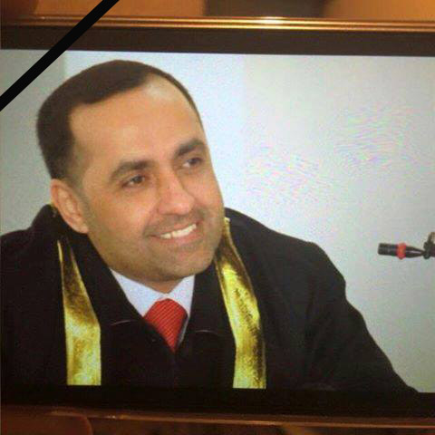 مؤيد اللامي ينعى الزميل الصحفي حميد عكاب مدير قناة العهد الفضائية