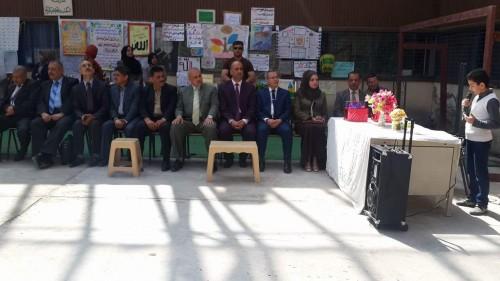 مدارس قاطع الدورة والسيدية تقيم معرضها السنوي الأول لمادة التربية الإسلامية