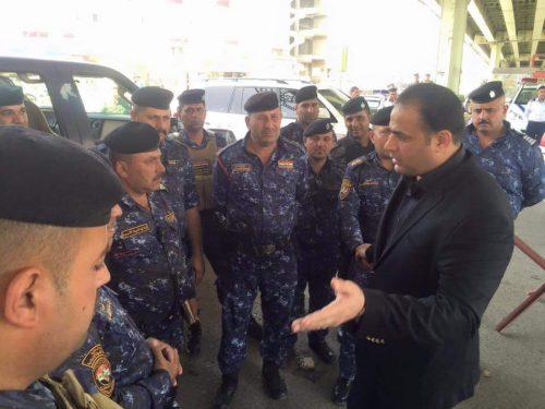 محافظ بغداد : الخطة الأمنية تسير بشكل جيد ولم نسجل اي خروقات بجهود قواتنا الأمنية